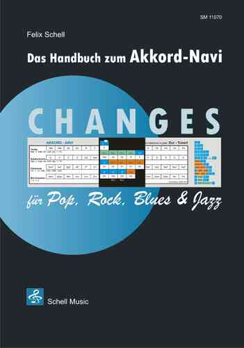 CHANGES für Rock, Pop, Blues & Jazz (incl. Akkord-Navi)