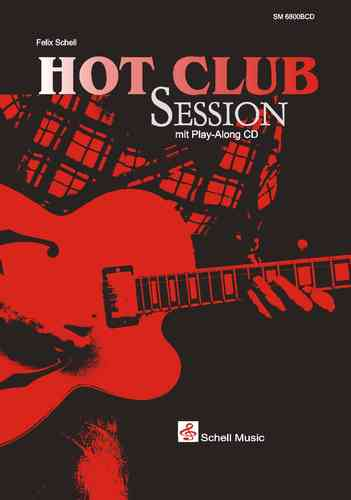 Hot Club Session/ Easy Gypsy Swing (notation, tab, cd)