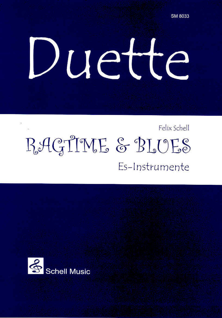 Duette: Ragtime & Blues (Es - édition)