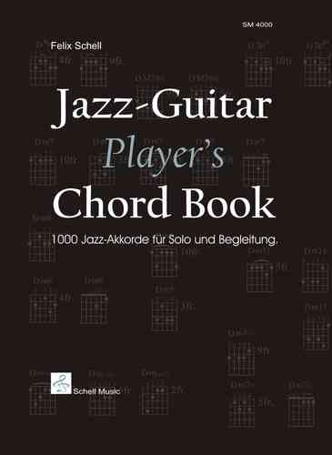Jazz Guitar Player's Chordbook