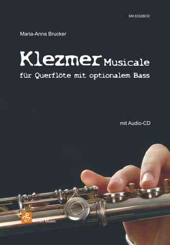 Klezmer Musicale/ Querflöte & Bass (optional)/ CD