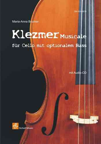Klezmer Musicale/ Cello & Bass (optional)/ CD