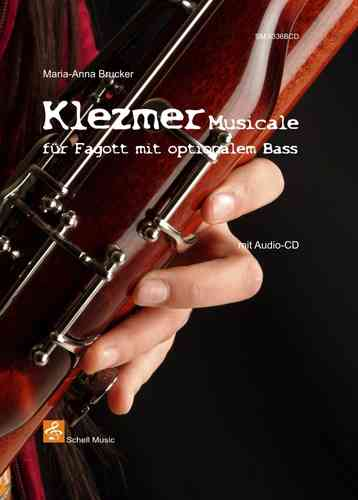 Klezmer Musicale/ bassoon & bass (optional)/ cd