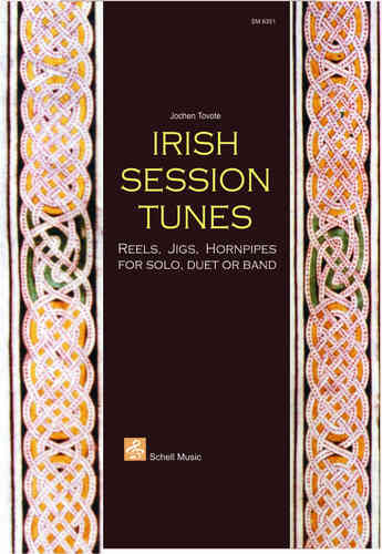Irish Session Tunes/ Reels, Jigs, Hornpipes for Solo, Duet or Band