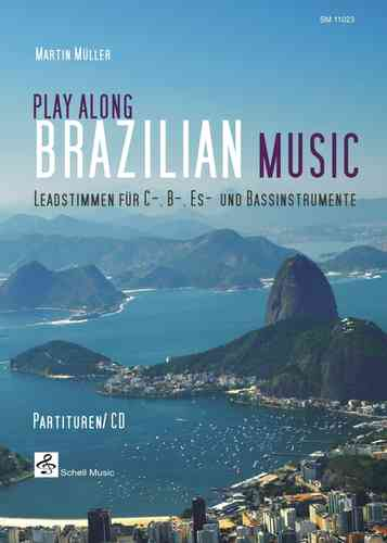 Play Along Brazilian Music (book & play-along cd)