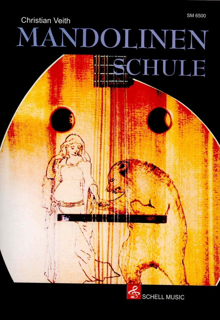Mandolinenschule (with cd)