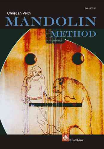 Mandolin Method (CD included)