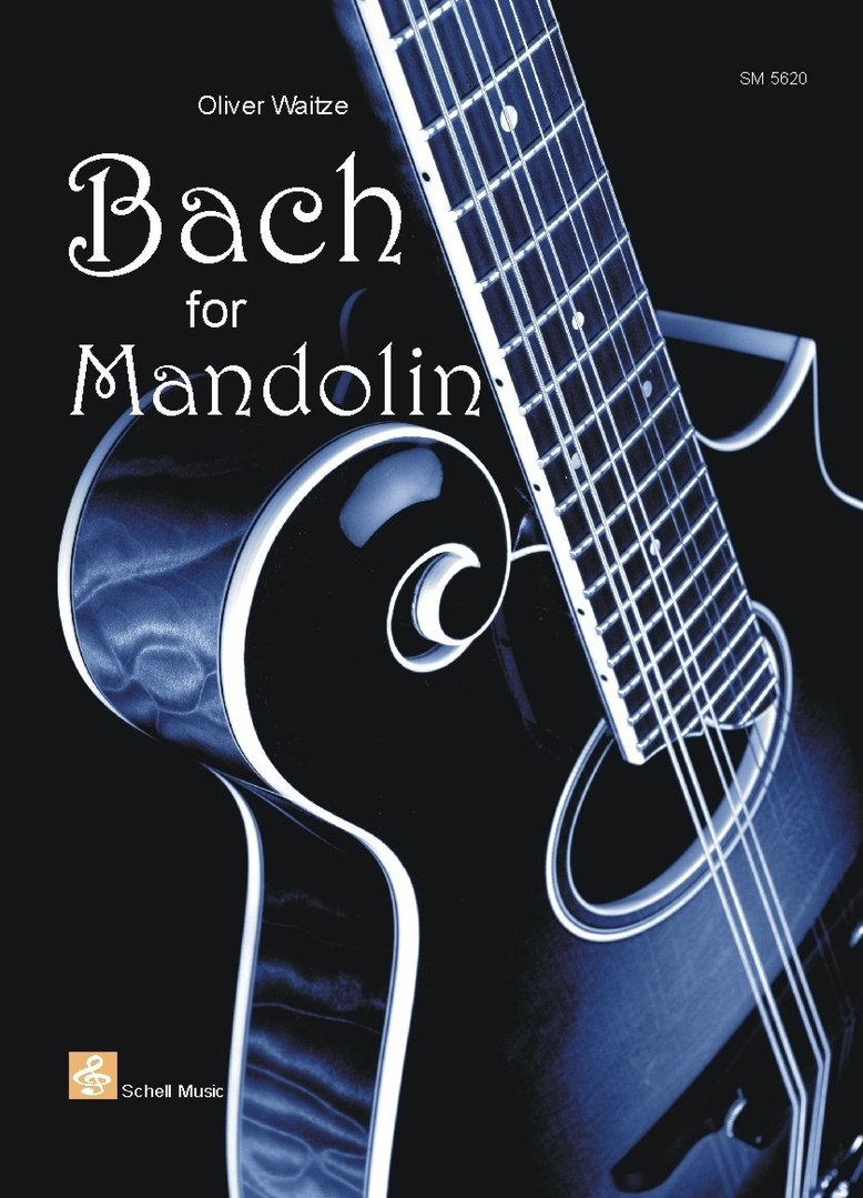 Bach for Mandolin
