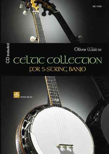 Celtic Collection for the 5-String Banjo (Notation/ TAB/ CD)