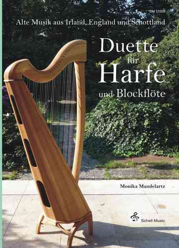 Duets for Harp & Recorder/ Ancient Music from England, Irland & Schottland
