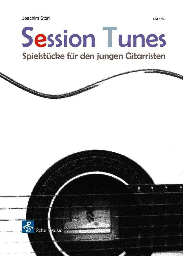 session tunes spielst cke f r den jungen gitarristen schell music shop. Black Bedroom Furniture Sets. Home Design Ideas