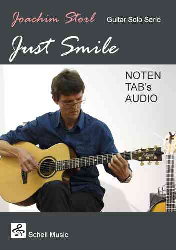 Guitar Solo! Just Smile (Noten)