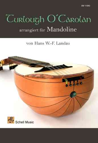 Turlough O'Carolan arranged for mandolin solo