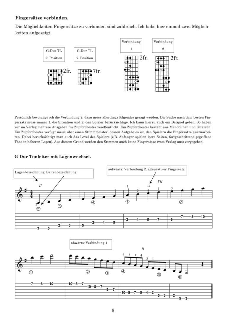 vorzeichen musik klasse 5