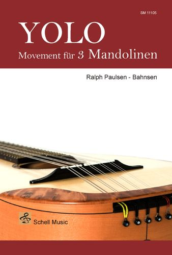 YOLO - Movement für 3 Mandolinen