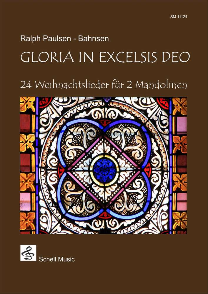 Gloria in Excelsis Deo - 24 Weihnachtslieder für 2 Mandolinen ...