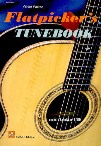 Flatpicker' s Tunebook (notation, tab, cd)