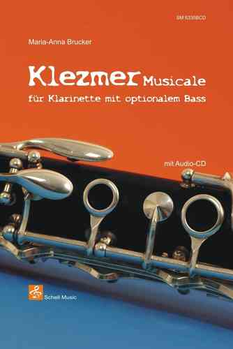 Klezmer Musicale/ Klarinette & Bass (optional)/ CD