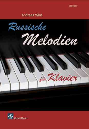 Russian Melodies for Piano