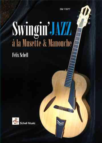 Swingin' Jazz à la Musette & Manouche (Noten/ TAB)