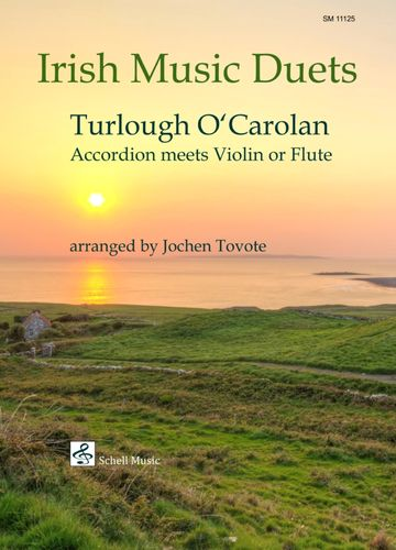 O' Carolan: Irish Music Duets/ Accordion Meets Violin or Flute